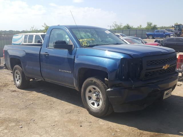 Vehiculos salvage en venta de Copart Kansas City, KS: 2015 Chevrolet Silverado