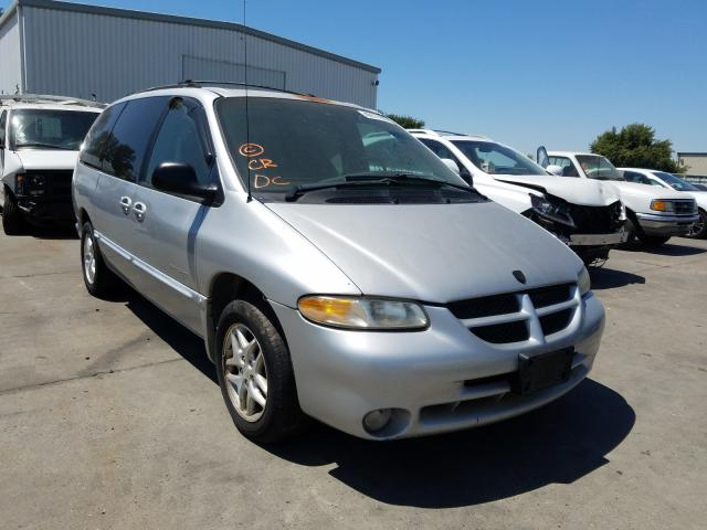 Dodge Grand Caravan salvage cars for sale: 2000 Dodge Grand Caravan