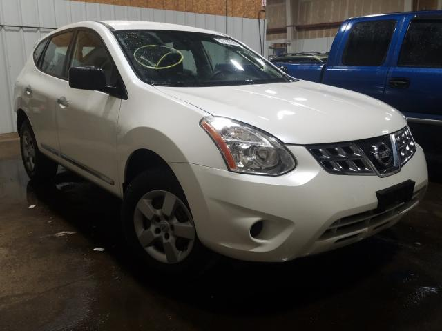 Nissan salvage cars for sale: 2011 Nissan Rogue S