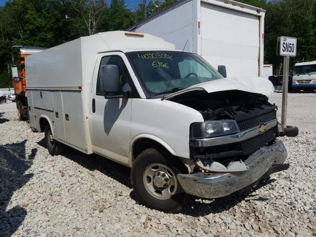 Chevrolet Express G3 salvage cars for sale: 2013 Chevrolet Express G3
