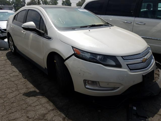 Chevrolet Volt salvage cars for sale: 2012 Chevrolet Volt