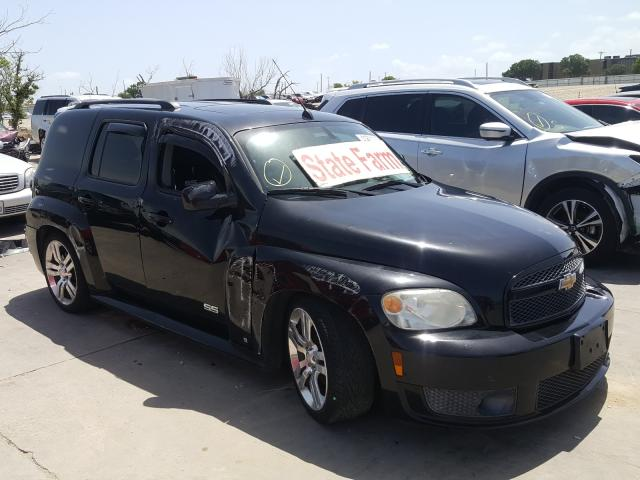 Salvage Vehicle Title 2009 Chevrolet Hhr 4dr Spor 2 0l For Sale In