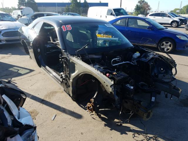 Dodge Vehiculos salvage en venta: 2015 Dodge Challenger