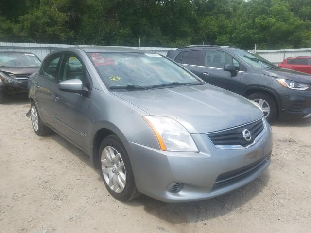 2012 NISSAN SENTRA 2.0 3N1AB6APXCL743319