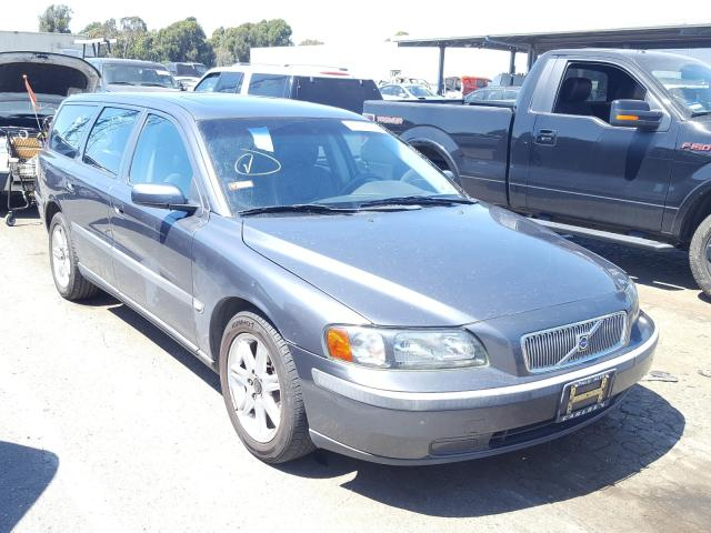 Volvo salvage cars for sale: 2004 Volvo V70