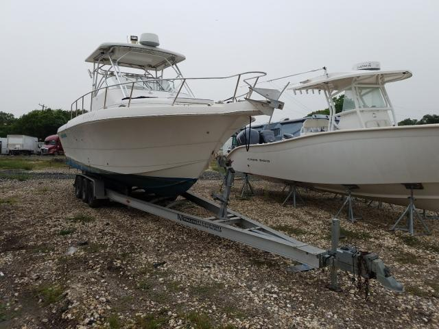 Salvage cars for sale from Copart Corpus Christi, TX: 1998 Boat 285 PRO XL