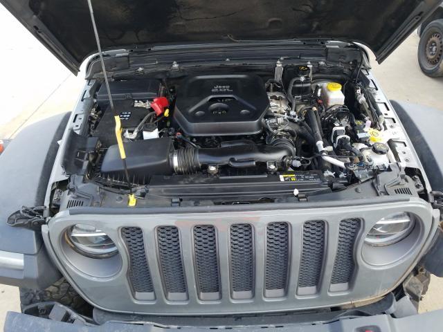 2019 Jeep WRANGLER | Vin: 1C4HJXFN6KW545552