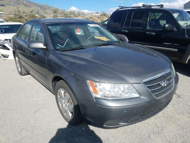 Salvage cars for sale from Copart Reno, NV: 2010 Hyundai Sonata GLS