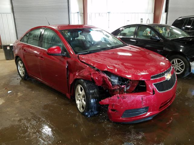 Salvage cars for sale from Copart Lansing, MI: 2011 Chevrolet Cruze LT