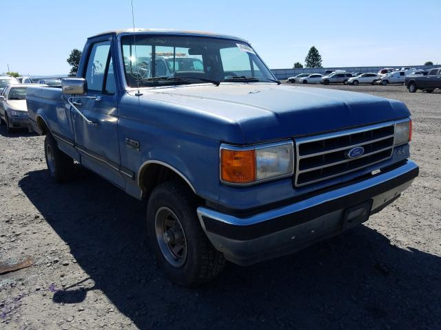 Salvage cars for sale from Copart Airway Heights, WA: 1990 Ford F150