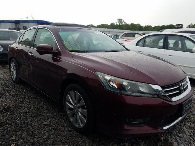Honda Accord EX salvage cars for sale: 2013 Honda Accord EX