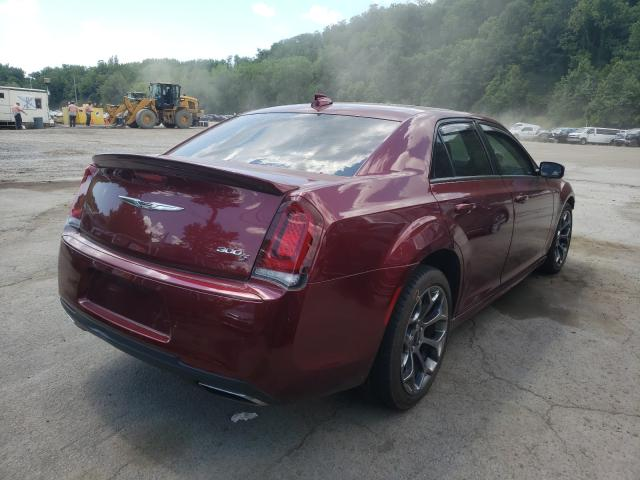 2018 Chrysler 300 | Vin: 2C3CCABT0JH160169