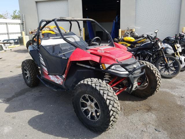 ARCTIC CAT 650 ATV