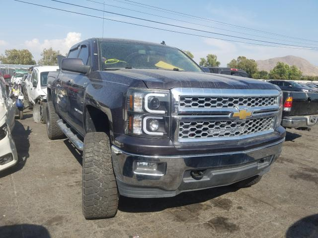 2014 Chevrolet Silverado for sale in Colton, CA