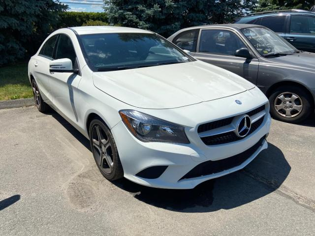 Mercedes-Benz salvage cars for sale: 2014 Mercedes-Benz CLA 250