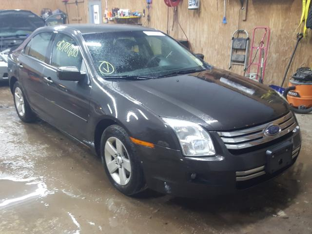Salvage cars for sale from Copart Kincheloe, MI: 2006 Ford Fusion SE