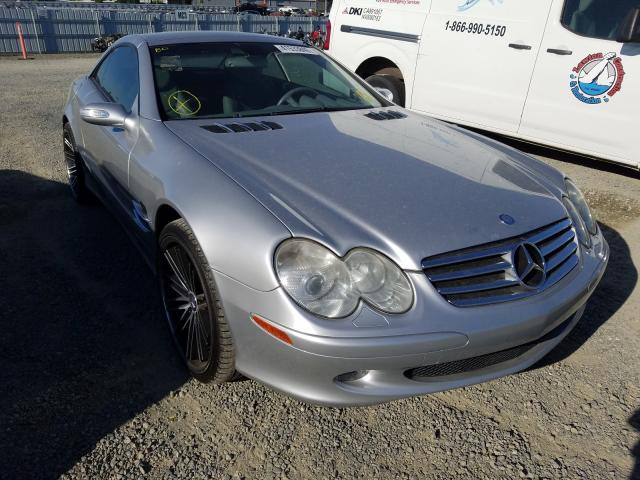 Mercedes-Benz Vehiculos salvage en venta: 2004 Mercedes-Benz SL 500