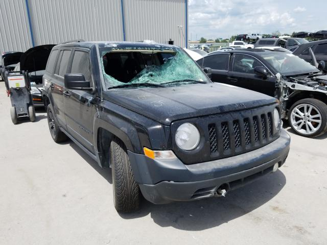 Jeep Patriot SP salvage cars for sale: 2015 Jeep Patriot SP