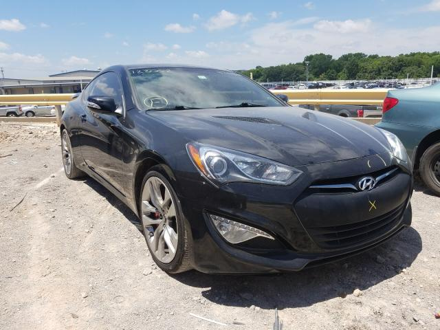 Salvage cars for sale from Copart Oklahoma City, OK: 2015 Hyundai Genesis CO