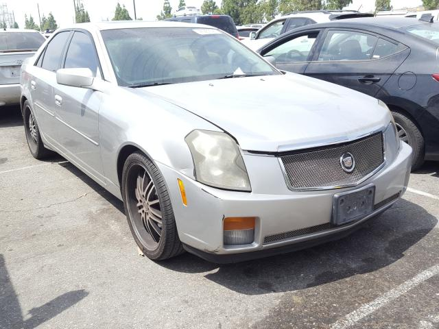 Salvage cars for sale from Copart Rancho Cucamonga, CA: 2005 Cadillac CTS HI FEA
