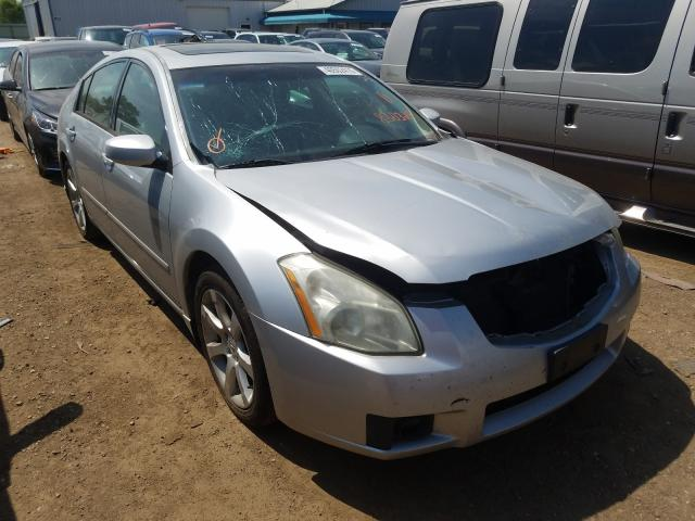 Salvage cars for sale from Copart Pekin, IL: 2007 Nissan Maxima SE