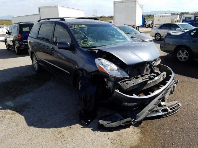 Toyota salvage cars for sale: 2007 Toyota Sienna XLE