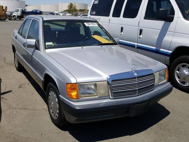 photo MERCEDES-BENZ 190 E 2.3 1991