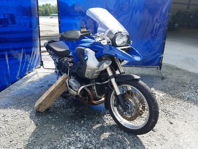 BMW R1200 GS salvage cars for sale: 2008 BMW R1200 GS