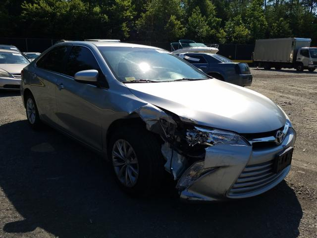 Salvage cars for sale from Copart Waldorf, MD: 2015 Toyota Camry LE