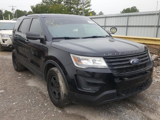 Ford Explorer P salvage cars for sale: 2016 Ford Explorer P