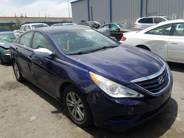 Hyundai salvage cars for sale: 2013 Hyundai Sonata GLS
