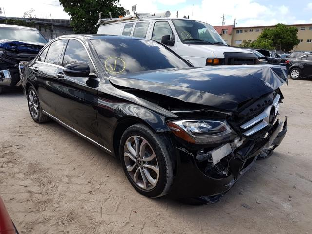 Mercedes-Benz Vehiculos salvage en venta: 2017 Mercedes-Benz C300