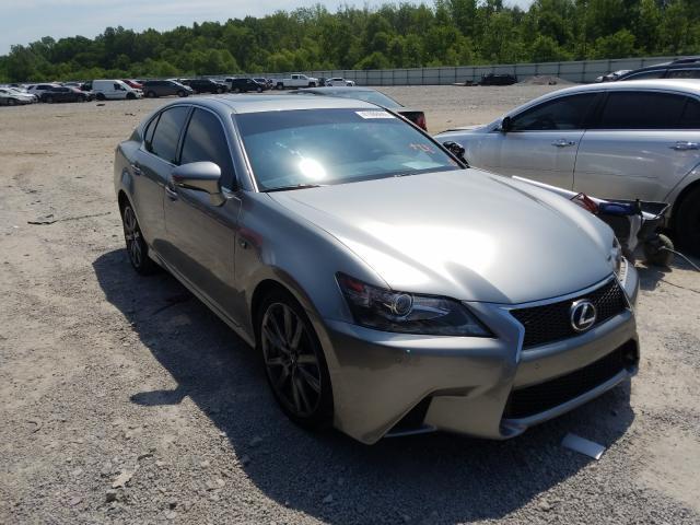 Salvage cars for sale at Louisville, KY auction: 2015 Lexus GS 350
