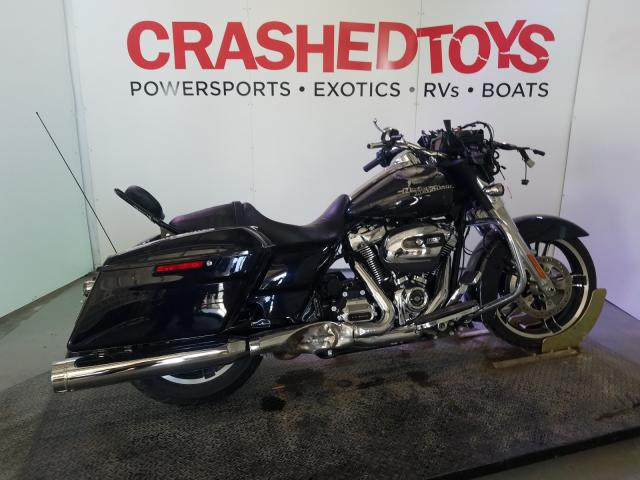 Salvage cars for sale from Copart Kansas City, KS: 2019 Harley-Davidson Flhx