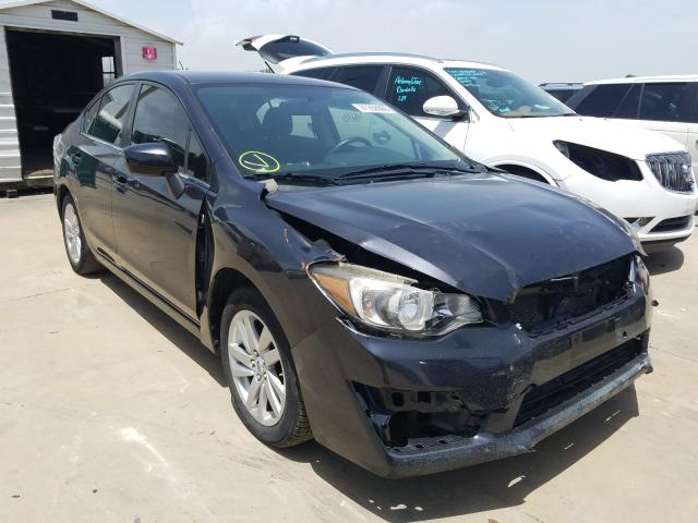 Subaru salvage cars for sale: 2015 Subaru Impreza PR