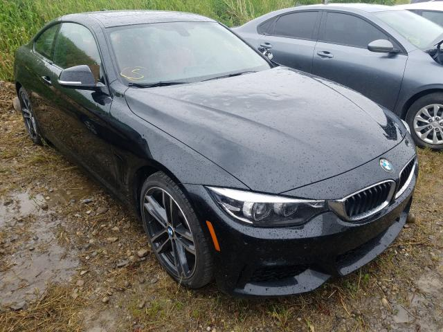 Salvage 2018 BMW 4 SERIES - Small image. Lot 41213590