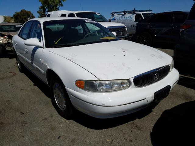 Buick salvage cars for sale: 2000 Buick Century LI