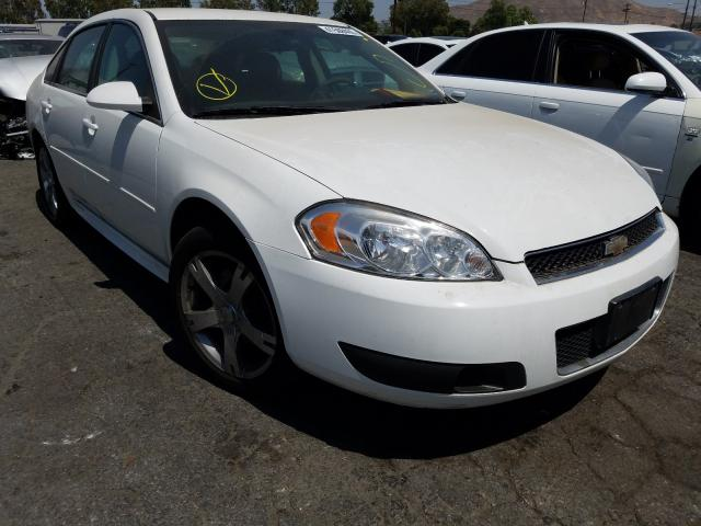 Salvage cars for sale from Copart Colton, CA: 2013 Chevrolet Impala POL