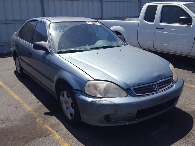 2000 Honda Civic LX for sale in Vallejo, CA