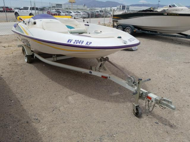 Bayliner salvage cars for sale: 1997 Bayliner 1500 BR