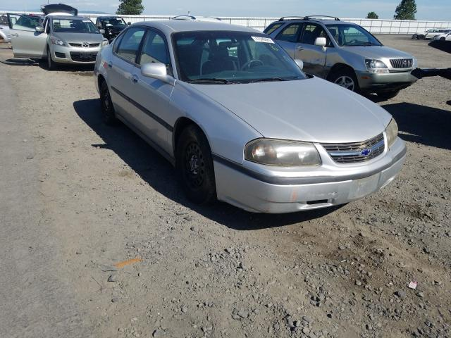 Salvage cars for sale from Copart Airway Heights, WA: 2000 Chevrolet Impala