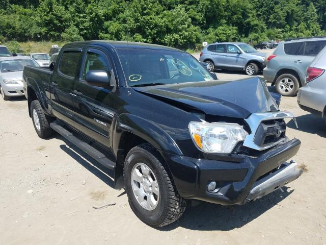 Toyota salvage cars for sale: 2014 Toyota Tacoma DOU