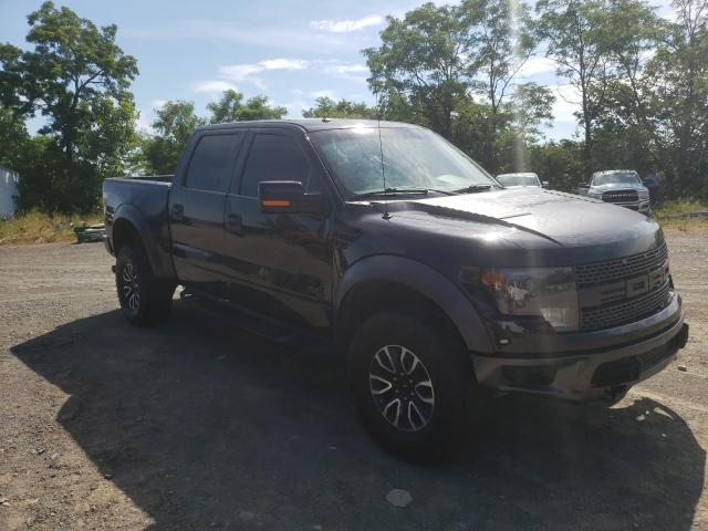 Salvage cars for sale from Copart Marlboro, NY: 2014 Ford F150 SVT R