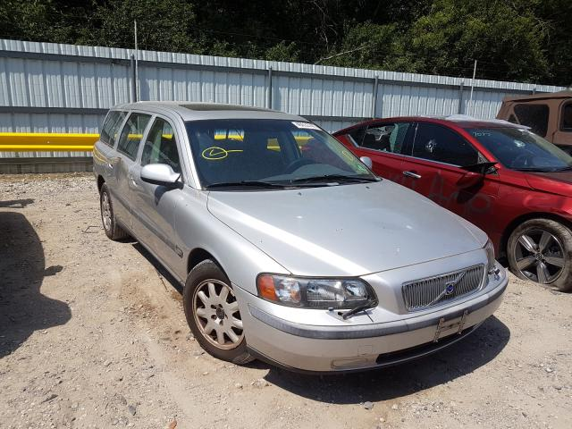 Salvage cars for sale from Copart Glassboro, NJ: 2002 Volvo V70
