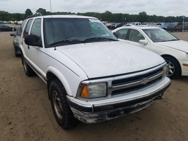 Chevrolet salvage cars for sale: 1995 Chevrolet Blazer