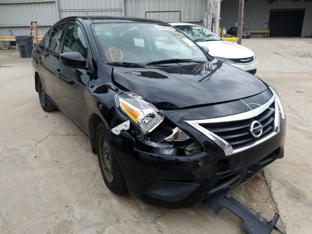 Salvage cars for sale from Copart Corpus Christi, TX: 2018 Nissan Versa S