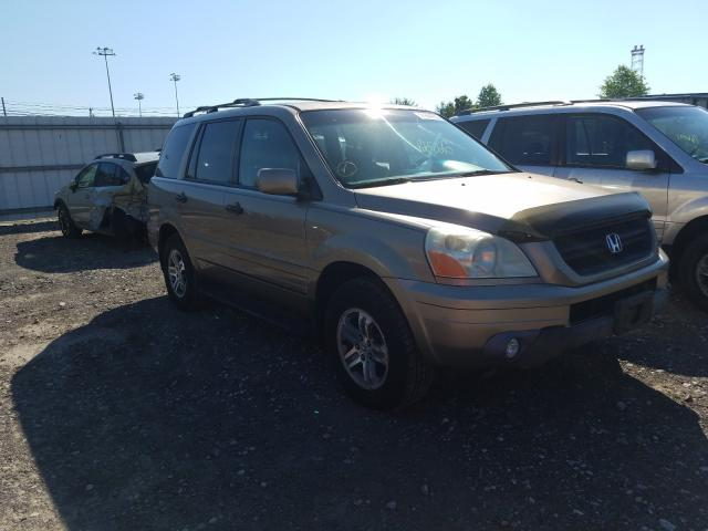 2003 Honda Pilot EXL for sale in Finksburg, MD