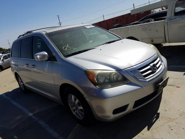 Salvage cars for sale from Copart Sun Valley, CA: 2010 Honda Odyssey EX