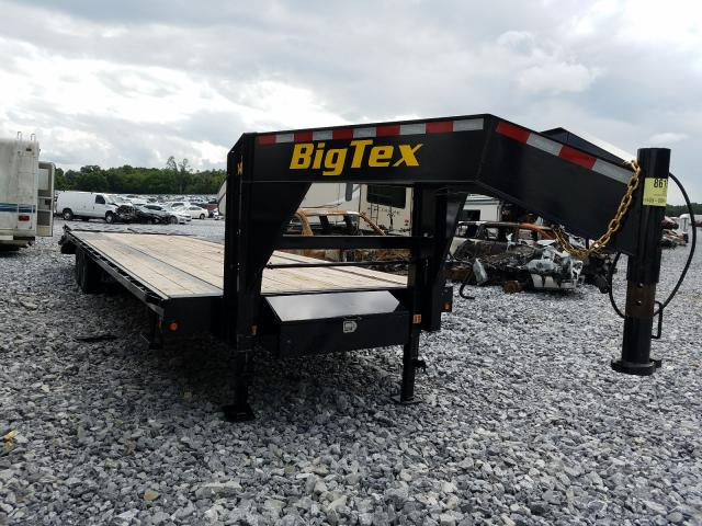 Big Tex salvage cars for sale: 2020 Big Tex Gooseneck