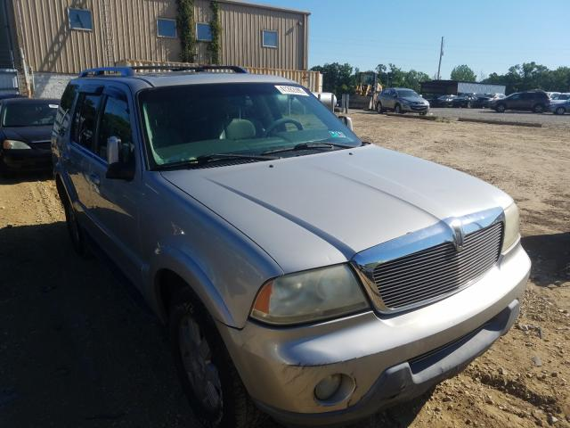 Salvage cars for sale from Copart Glassboro, NJ: 2003 Lincoln Aviator